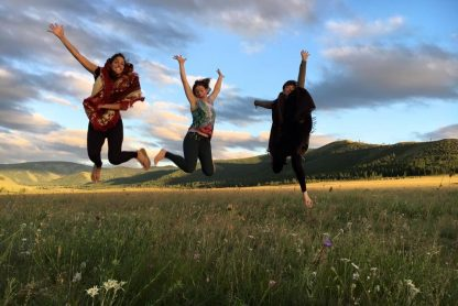 Reclaim Your Self Mongolia Yoga Retreats