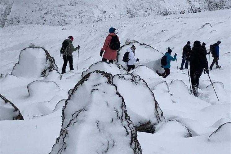 Yoga Retreat Hiking in Iceland