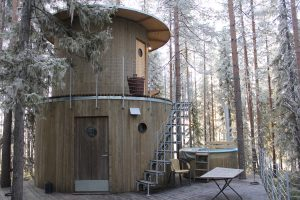 Yoga Retreat Lapland