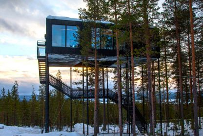 Yoga Retreat Lapland