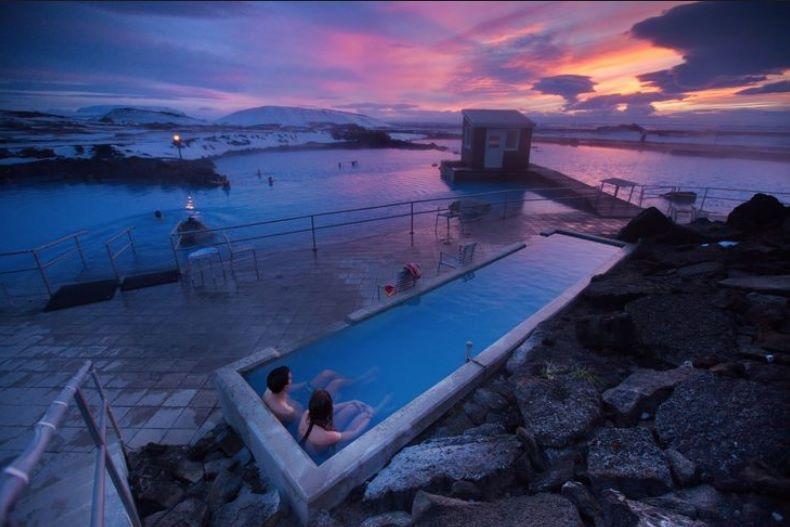Spa Retreat Iceland