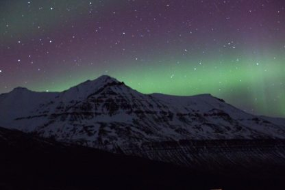 Northern Lights Yoga Retreat in Iceland